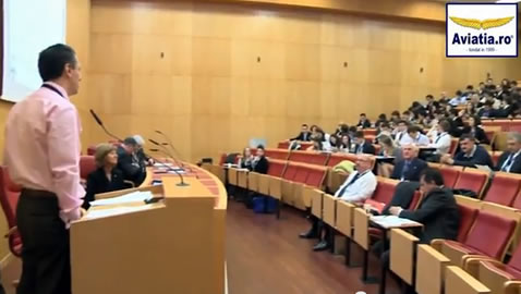 (VIDEO) Reportaj la Air Navigation Convention (28-29 Martie 2013) la Facultatea de Aeronave