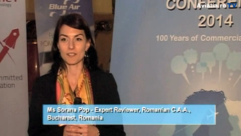 (VIDEO) 5th BUCHAREST AIR TRANSPORT CONFERENCE 2014 – 100 YEARS OF COMMERCIAL AVIATION